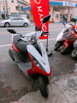 三陽 RX110 碟煞 噴射版
