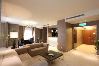 金鬱金香套房_Premier Suite
