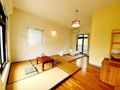 日式家庭房