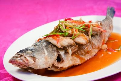梅汁糖醋魚